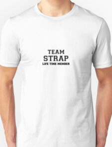 Team STRAP, life time member T-Shirt