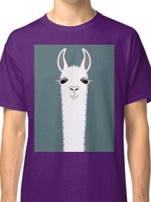 LLAMA PORTRAIT #7 Classic T-Shirt