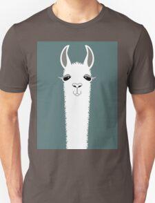 LLAMA PORTRAIT #7 T-Shirt