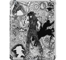 Cowgirl Round Up iPad Case/Skin