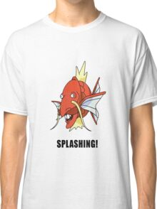 Splashing! Classic T-Shirt