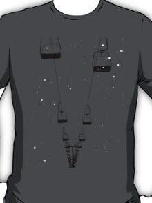 Ski Lifts T-Shirt