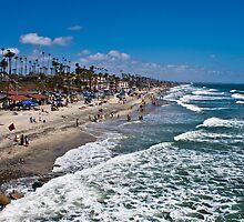 Oceanside California by Adam Kuehl
