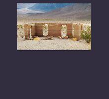 Ashford Mill Building ruins in Death Valley Unisex T-Shirt
