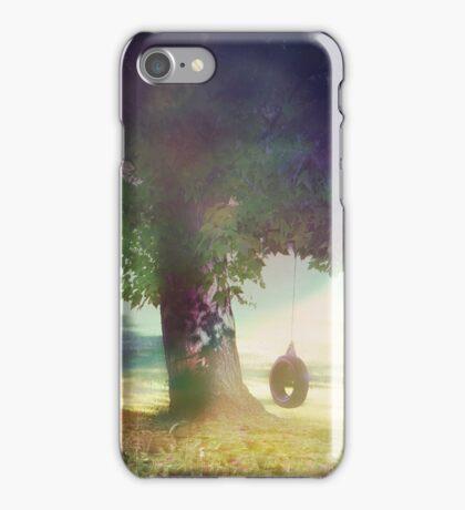 Peaceful Life. iPhone Case/Skin