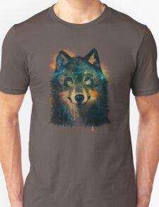 Galaxy Wolf T-Shirt