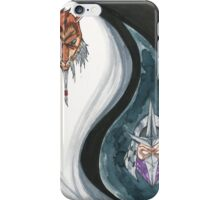 Shredder and Splinter iPhone Case/Skin