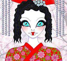 Geisha by Monique Stute