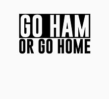 Go Ham or Go Home #1 (Light BG) Unisex T-Shirt