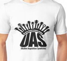 UAS Ukuelele Acquisition Syndrome Unisex T-Shirt