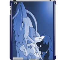 Haku as dragon iPad Case/Skin