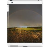 Double Rainbow on Harlow Common iPad Case/Skin