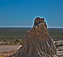 Mungo Skyline HDR by Candice84