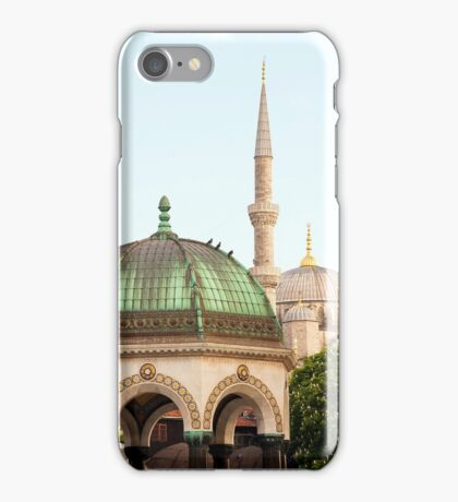 Sultanahmet District iPhone Case/Skin