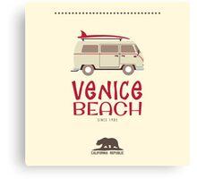 Venice85 Canvas Print