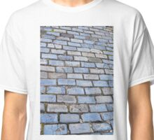 Blue Bricks of San Juan Classic T-Shirt