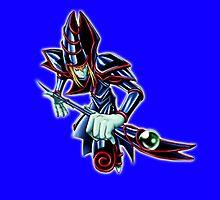 Dark Magician Render (1) - Yugioh! by GMAnubisRB