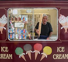 Ice Cream Man by podspics