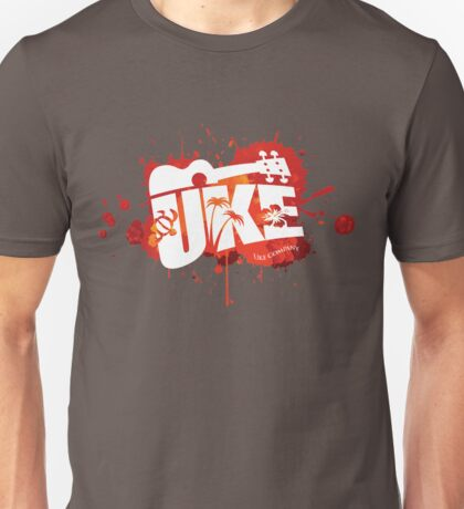 Uke Splatter T-Shirt