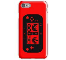 Nintendo Controller History iPhone Case/Skin