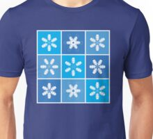 Winter Snowflake Lanterns Unisex T-Shirt