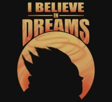 I Believe In Dreams by Sara Machajewski