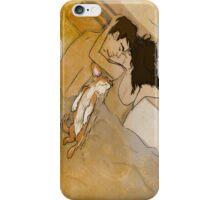 Sleepy Morning iPhone Case/Skin