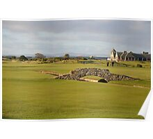 St Andrews Scotland Poster
