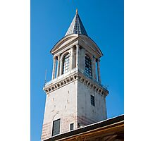 Tower of Justice Photographic Print