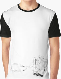 Polaroid Land Camera Graphic T-Shirt