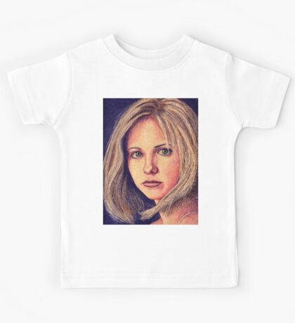 Buffy the Vampire Slayer Kids Tee