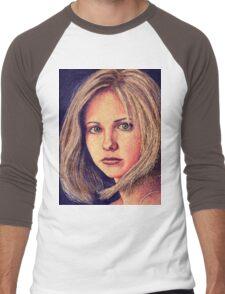 Buffy the Vampire Slayer Men's Baseball ¾ T-Shirt