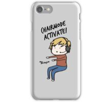 Chairmode Activate! - Tshirt iPhone Case/Skin