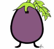 eggplant by Mariette (flowie) van den Heever