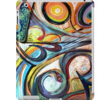abstract with 38 iPad Case/Skin