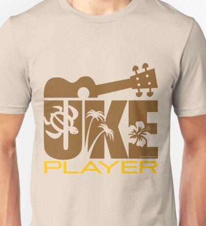 Uke Player Brown T-Shirt