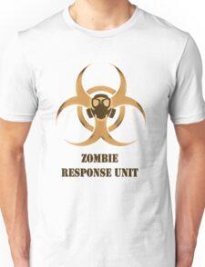 Zombie Response Unit Unisex T-Shirt