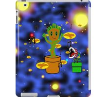 Baby Groot and Firefly 2.0 iPad Case/Skin
