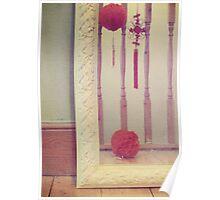 Chinese Lanterns I Poster