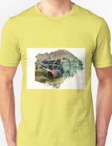 Rusty old farm equipment T-Shirt