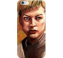 Milla Jovovich, Joan of Arc - The Messenger (Part I) iPhone Case/Skin