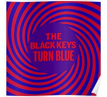 The Black Keys Turn Blue Alternative Poster