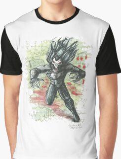 Morbius the Living Vampire Graphic T-Shirt