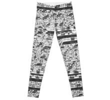 Fragmented Coding Leggings