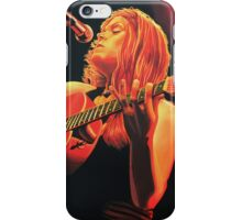 Beth Hart painting iPhone Case/Skin