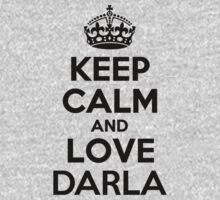 Keep Calm and Love DARLA Kids Clothes