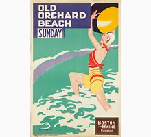 Vintage poster - Old Orchard Beach T-Shirt