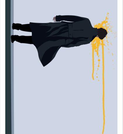 The Reichenbach Hero Sticker
