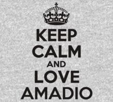 Keep Calm and Love AMADIO Kids Clothes