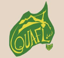 Official QUAFL 2012 Shirt by KatArtDesigns